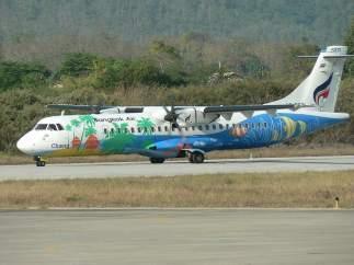 5. BANGKOK AIRWAYS