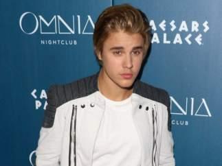 Justin Bieber en Las Vegas