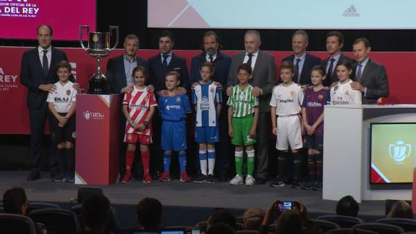 Sevilla-Barça y Real Madrid-Girona entre los duelos de cuartos de la Copa del Rey