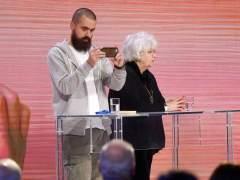 Jaume Vives en la Convención del PP