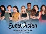 Los aspirantes a representar a España en Eurovisión 2019.