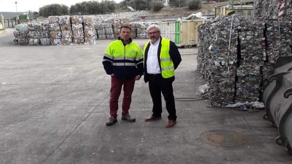El volumen de envases ligeros reciclados en la provincia se multiplica