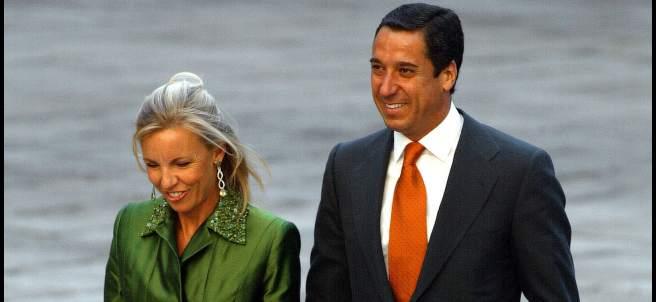 Eduardo Zaplana y Rosa Barceló