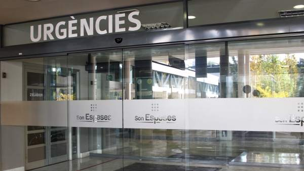 Urgencias, hospital de Son Espases