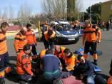 Curso de emergencias en Escuela Protección Ciudadana
