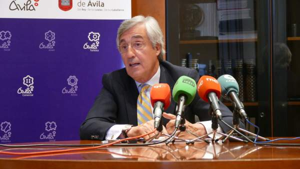 Ávila.- José Luis Rivas