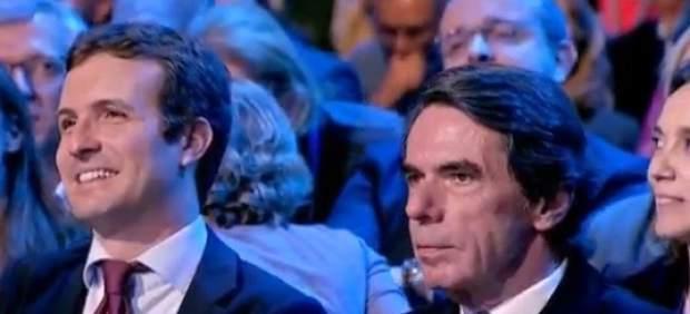 Aznar pide defender España