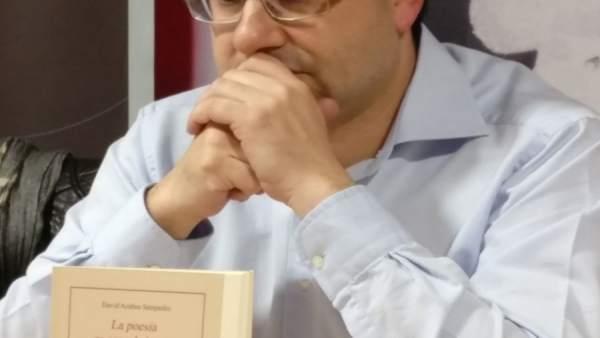 David Acebes, uno de los premiados