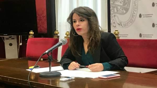Lorena Rodríguez, edil de Cs