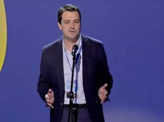 José María Bellido en la Convención Nacional del PP