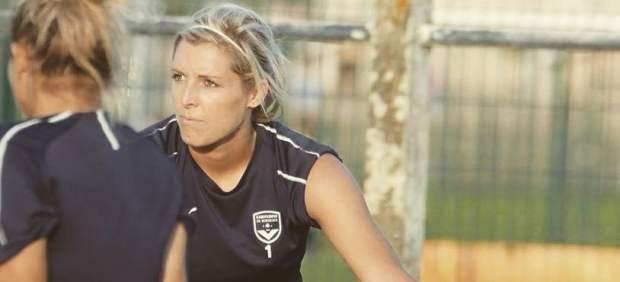Erin Nayler, portera del Girondins de Burdeos, agredida por taxistas cuando viaja en Uber por ...