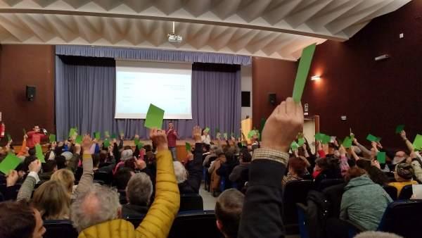 Adelante Sevilla, nombre de la confluencia para las elecciones de mayo