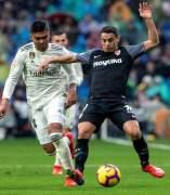 Real Madrid vs. Sevilla.