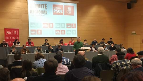 Comité Regional del PSOE
