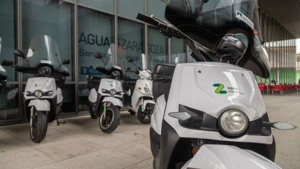 Aquara adquiere siete motocicletas eléctricas