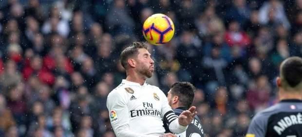 Ramos se lía: dice que le ha encantado el