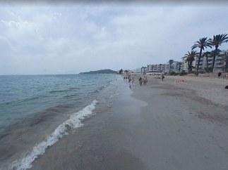 Playa d'en Bossa (Ibiza)