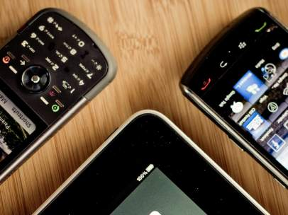Una imagen de dispositivos móviles