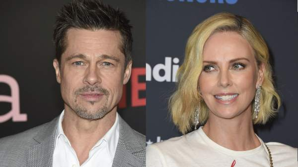 Brad Pitt y Charlize Theron están saliendo