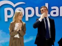 Pablo Casado y Isabel Torres
