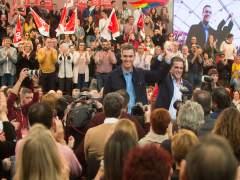 Presentación de José Antonio Serrano como candidato socialista a la alcaldía de