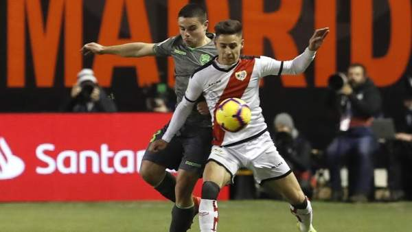 Rayo Vallecano vs. Real Sociedad.