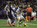 Levante vs. Valladolid.