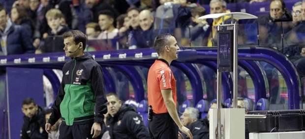 El VAR no se aleja de la polémica: quejas públicas de Athletic y Valladolid
