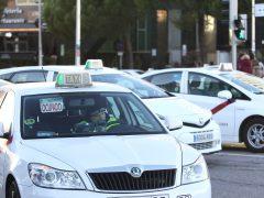 Taxis ocupados