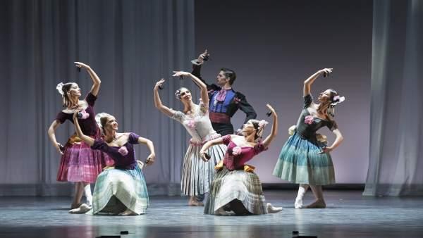El Ballet Nacional de España visitará Huesca en mayo (imagen de archivo)