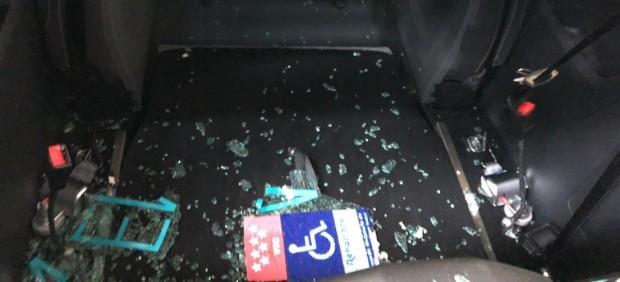 El Langui denuncia en Twitter una agresión de taxistas a un VTC para personas con movilidad ...