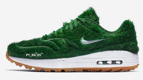 quality design 12227 75acc Las zapatillas de Nike con césped artificial con las que puedes camuflarte  en la naturaleza