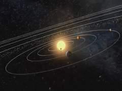 Un disco de objetos helados, alternativa al misterioso Planeta Nueve