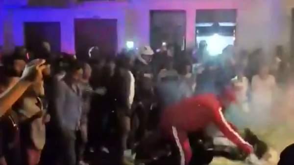 Violencia Xenófoba en Ecuador
