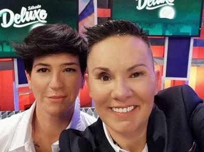 Raquel Morillas y su nueva pareja