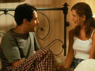 Paul Rudd y Jennifer Aniston