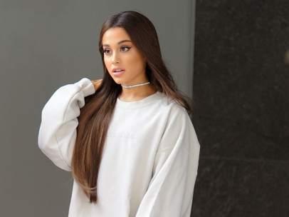 Ariana Grande en Nueva York
