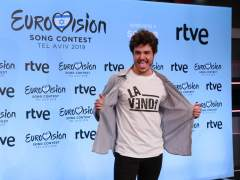 Miki Núñez, sexto clasificado en el concurso OT, representará a España en Eurovisión 2019 con el tema 'La venda'.