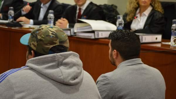 Dos acusados por el crimen de dos agentes rurales en Aspa (Lleida)