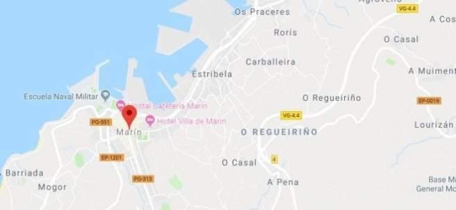 Imagen de la localización del municipio.