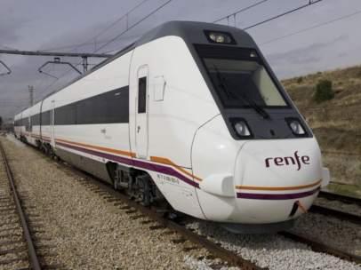 Tren S-599
