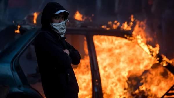 Intento de rebelión militar en Venezuela