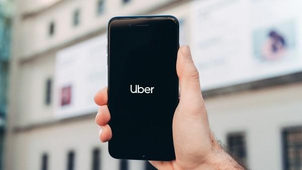 La app de Uber
