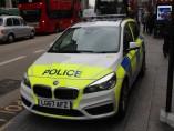 Coche de policía de Londres
