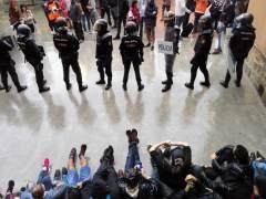 Guardia Civil y Policía Nacional requisan urnas del referéndum del 1-O.