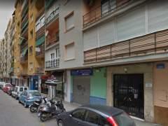 Imagen de la calle Azorín de Granada.