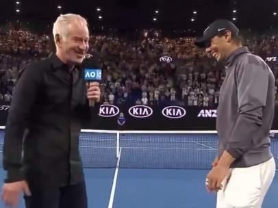 McEnroe y Nadal
