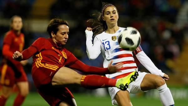 España-Estados Unidos
