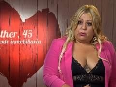 """Esther, en 'First Dates': """"Con 23 kilos menos, a los hombres me los tenía que quitar de encima"""""""