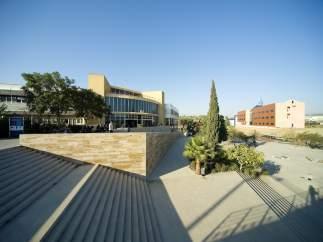 Edificio BIC parque tecnológico de Málaga PTA